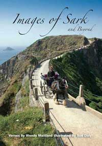 Cover of images of Sark